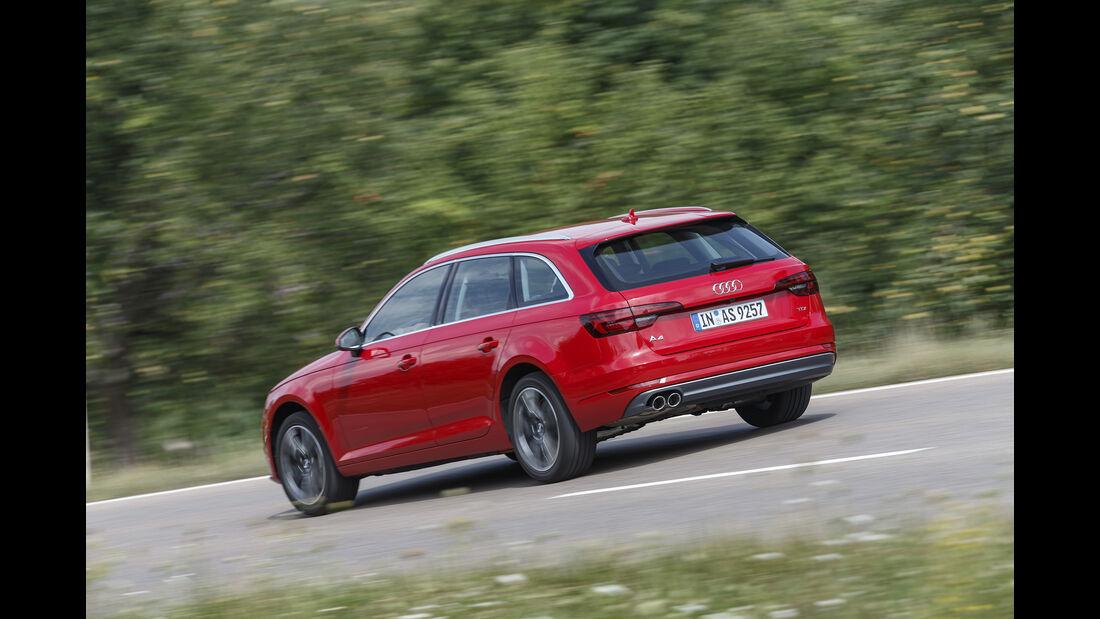 Audi A4 Avant 2.0 TDI, Exterieur