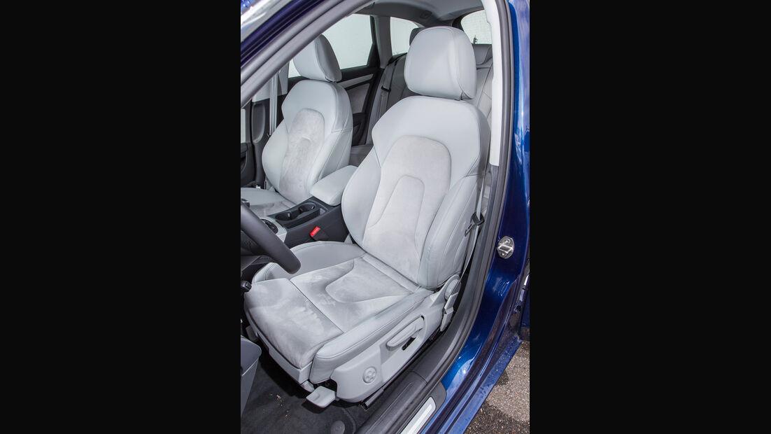 Audi A4 Avant 2.0 TDI, Fahrersitz