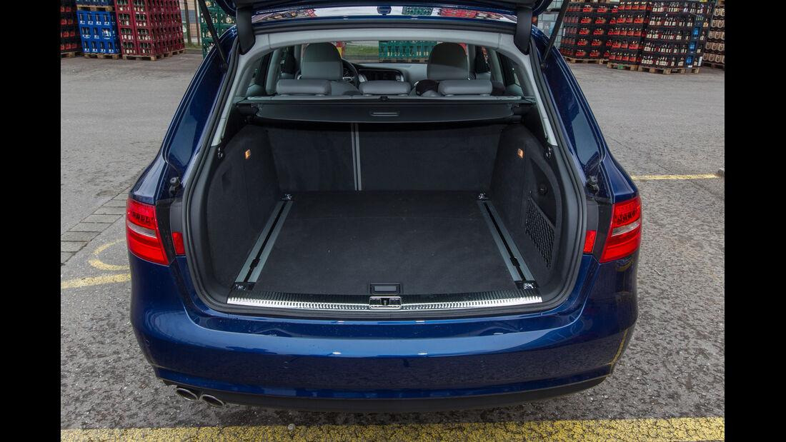 Audi A4 Avant 2.0 TDI, Kofferraum