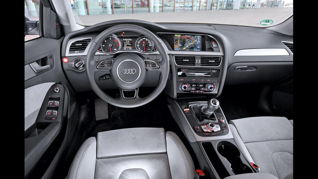Audi A4 Avant 2.0 TDI Ultra Attraction, Cockpit