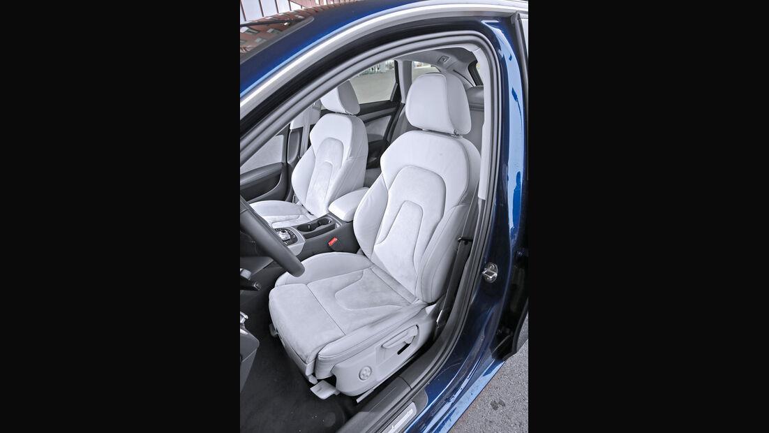 Audi A4 Avant 2.0 TDI Ultra Attraction, Fahrersitz