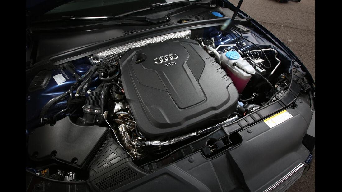 Audi A4 Avant 2.0 TDI Ultra Attraction, Motor