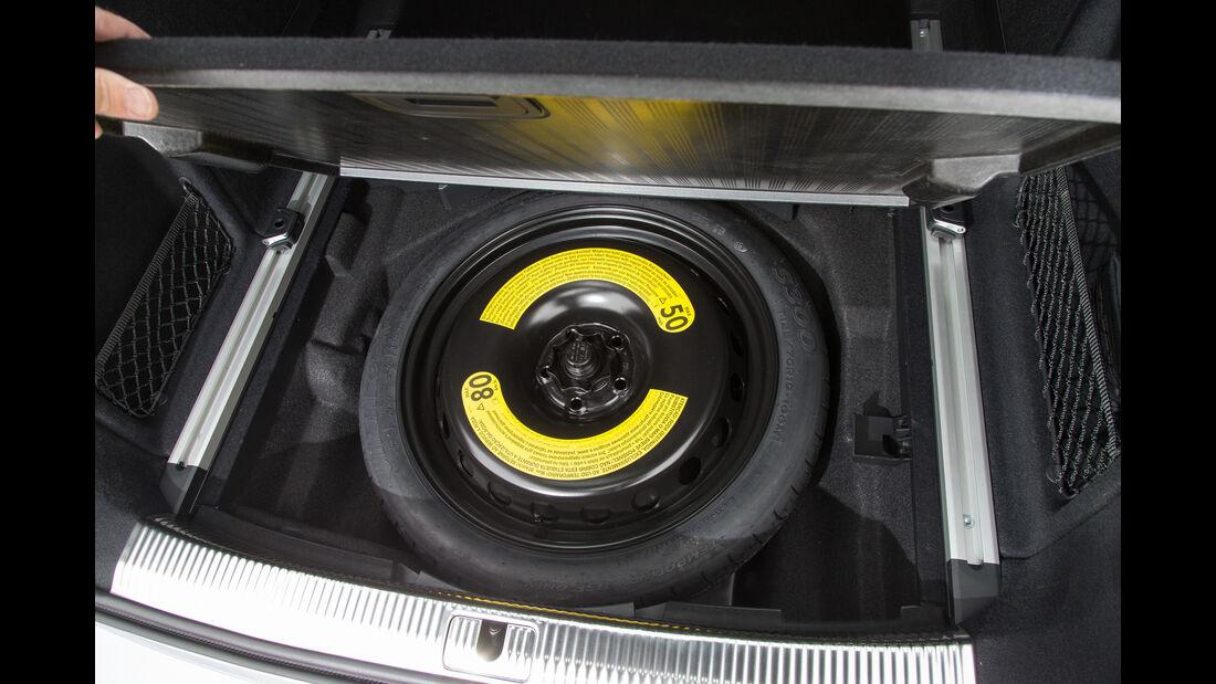 Audi A4 Avant 2.0 TFSI, Ersatzrad