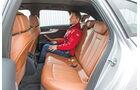Audi A4 Avant 2.0 TFSI, Fondsitze