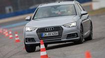 Audi A4 Avant 2.0 TFSI, Frontansicht