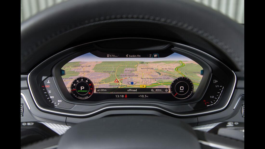 Audi A4 Avant 2.0 TFSI, Infotainment