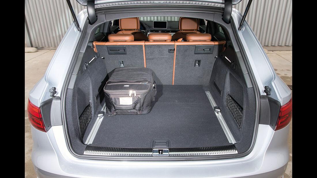 Audi A4 Avant 2.0 TFSI, Kofferraum