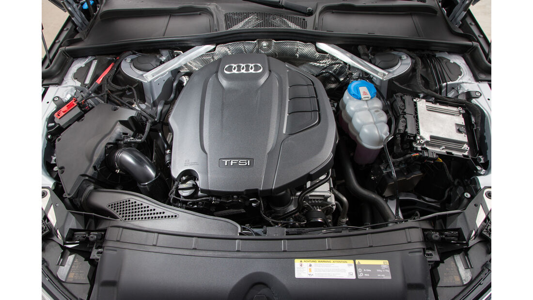 Audi A4 Avant 2.0 TFSI, Motor
