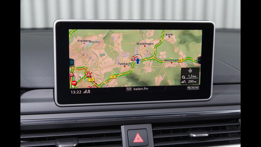 Audi A4 Avant 2.0 TFSI, Navi