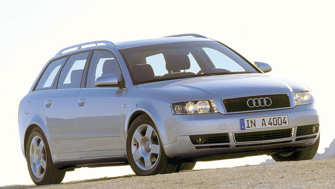 Audi A4 Avant, 2002