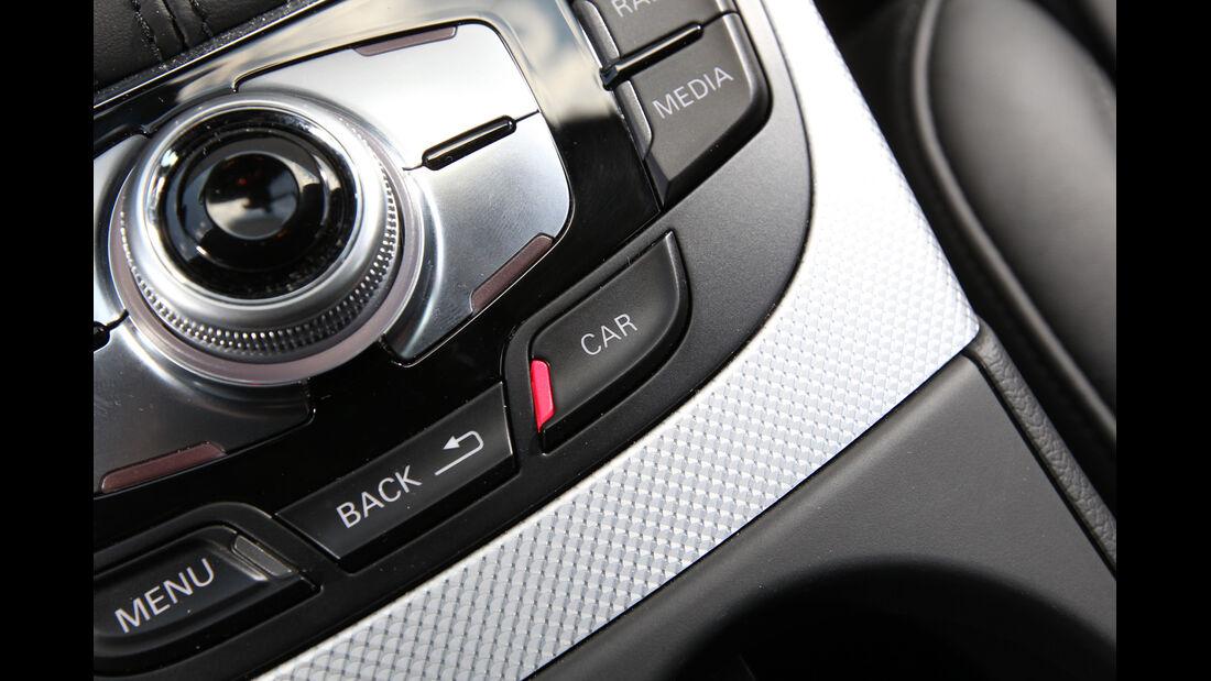 Audi A4 Avant 3.0 Quattro, Bedienelement