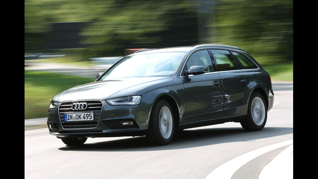 Audi A4 Avant 3.0 Quattro, Seitenansicht
