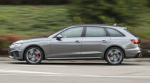 Audi A4 Avant 40 TDI Quattro, Exterieur