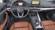 Audi A4 Avant, Cockpit
