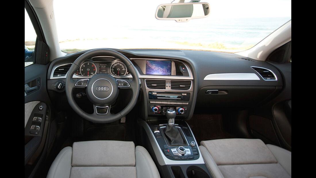 Audi A4 B8 2012 TDI