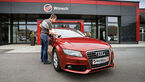 Audi A4 B8, Gebrauchtwagen-Check, asv1317