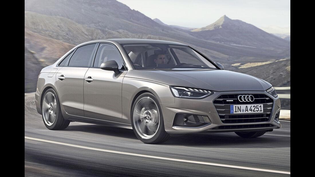 Audi A4, Best Cars 2020, Kategorie D Mittelklasse