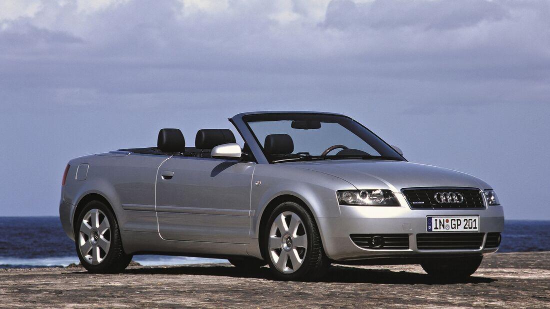 Audi A4 Cabriolet 2003