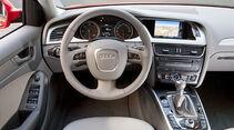 Audi A4 Cockpit