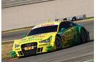 Audi A4 DTM 2012 Tests