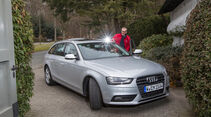 Audi A4, Frontansicht, Michael Orth