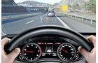 Audi A4, Head-up-Display