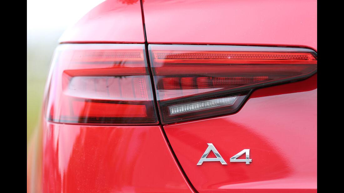 Audi A4, Heckleuchte