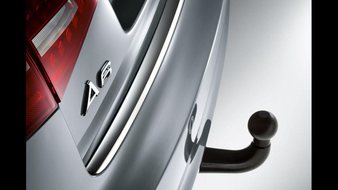 Audi A4 Kaufberatung, Anhängevorrichtung