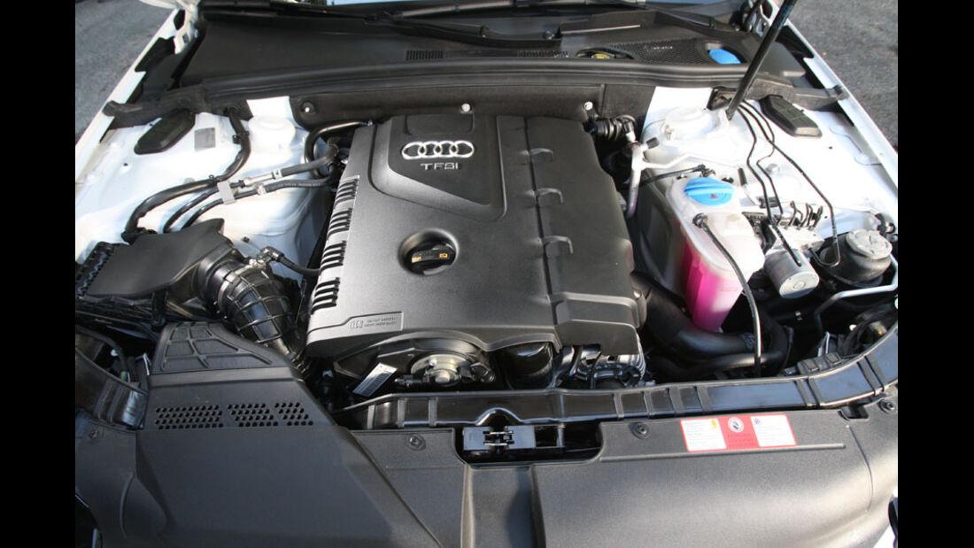 Audi A4 Kaufberatung, Audi A4 1.8 TFSI, Motor
