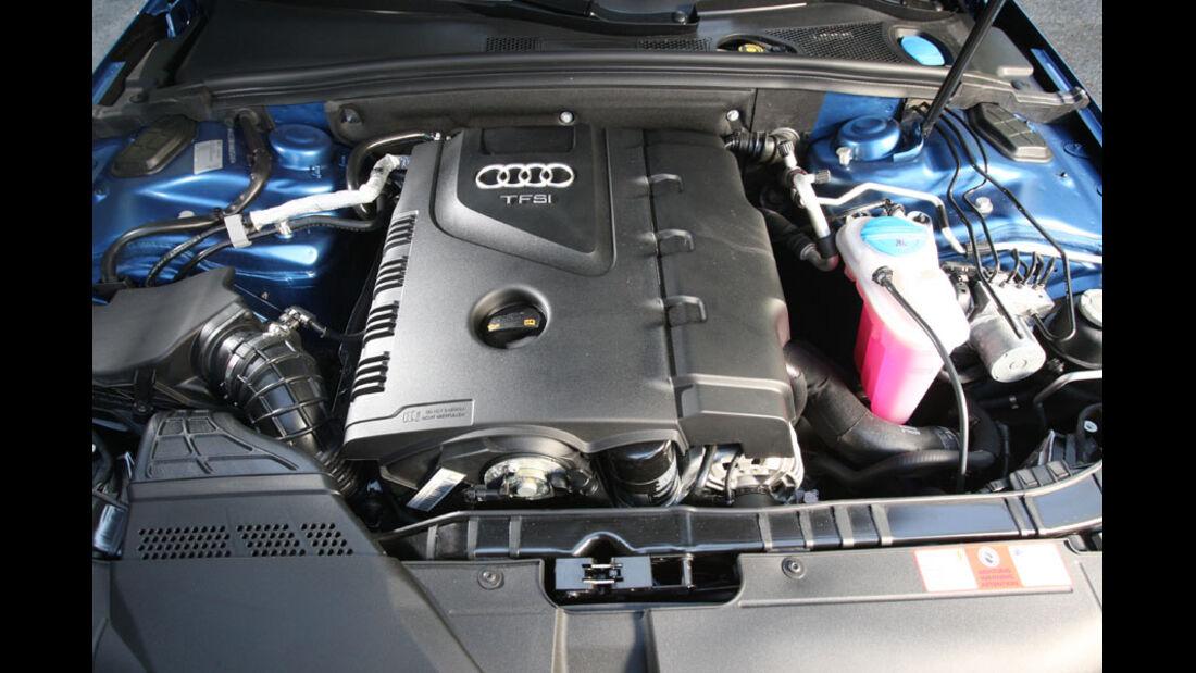 Audi A4 Kaufberatung, Audi A4 2.0 TFSI, Motor