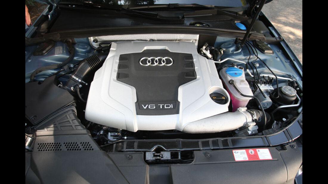 Audi A4 Kaufberatung, Audi A4 2.7 TDI, Motor