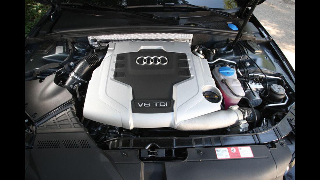 Audi A4 Kaufberatung, Audi A4 3.0 TDI, Motor