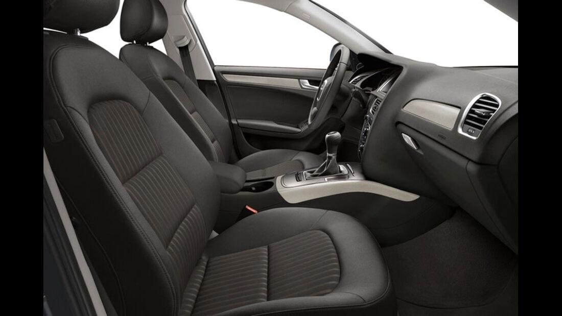Audi A4 Kaufberatung, Ausstattungslinie Ambiente