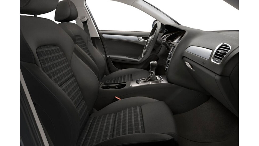 Audi A4 Kaufberatung, Ausstattungslinie Ambition