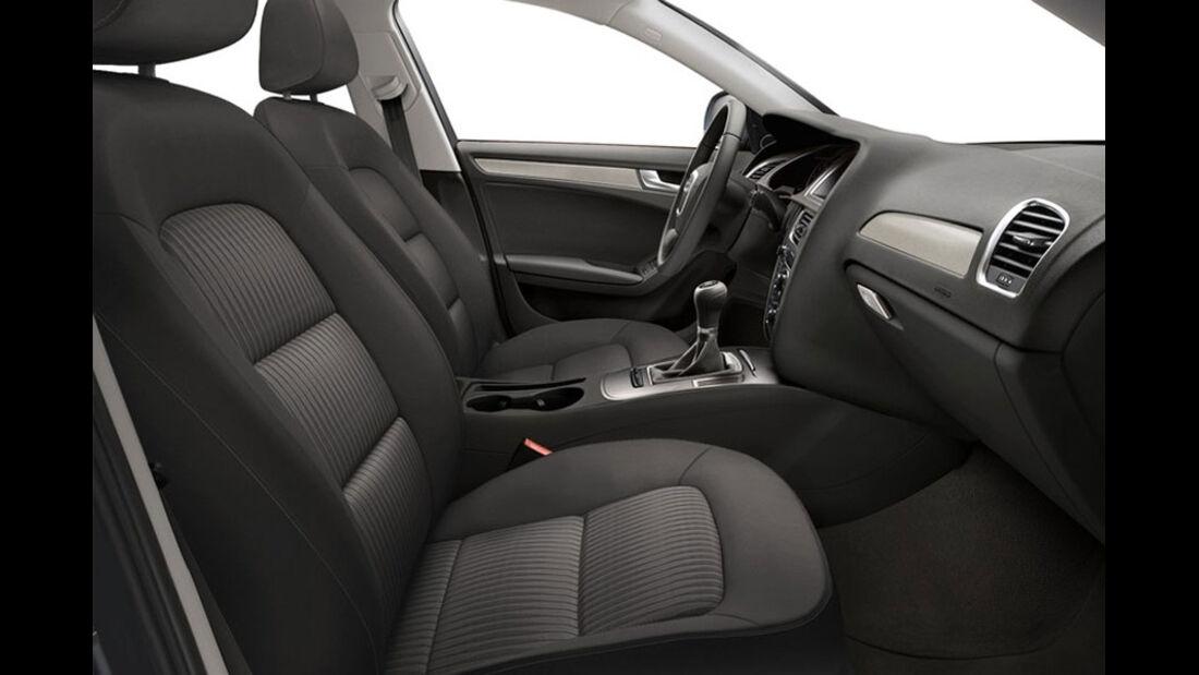 Audi A4 Kaufberatung, Ausstattungslinie Attraction