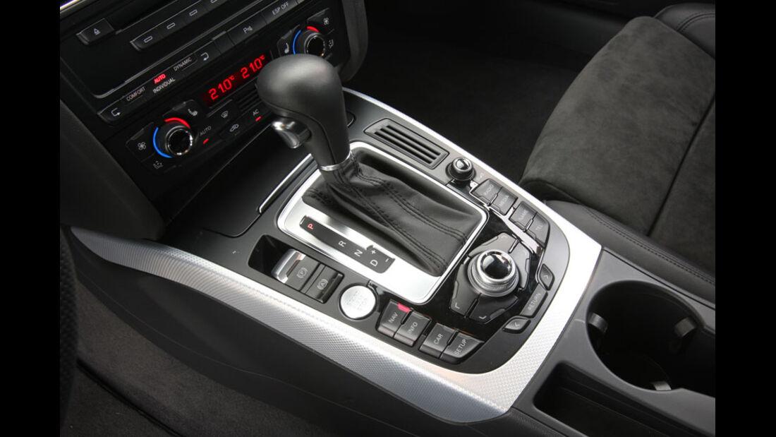Audi A4 Kaufberatung, Automatikgetriebe