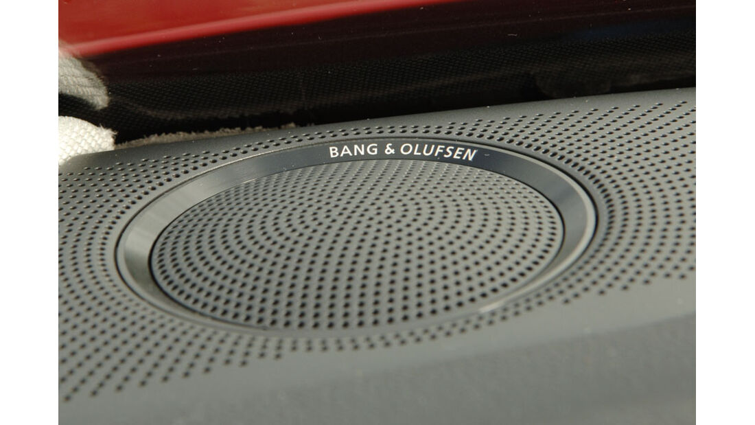 Audi A4 Kaufberatung, Bang & Olufsen Soundsystem