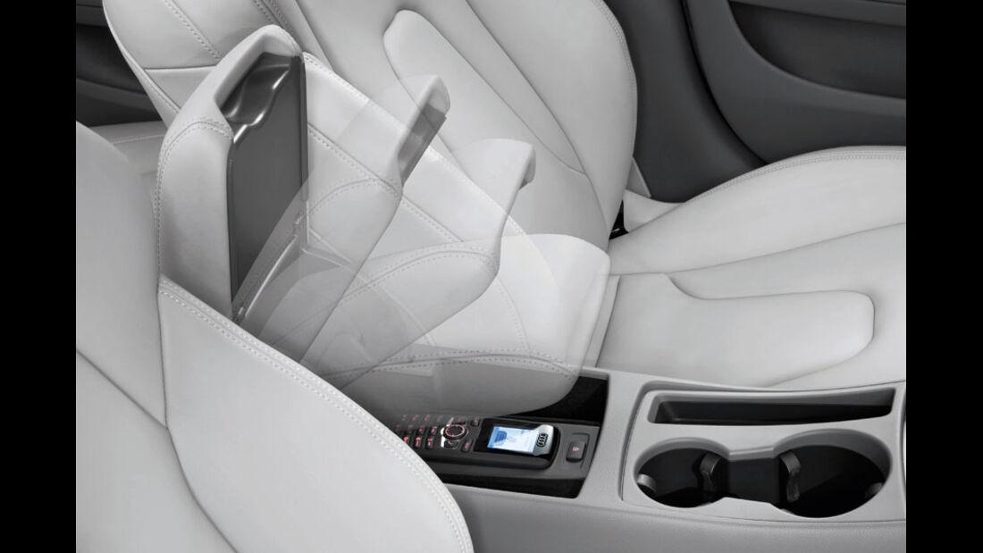 Audi A4 Kaufberatung, Bluetooth-Autotelefon