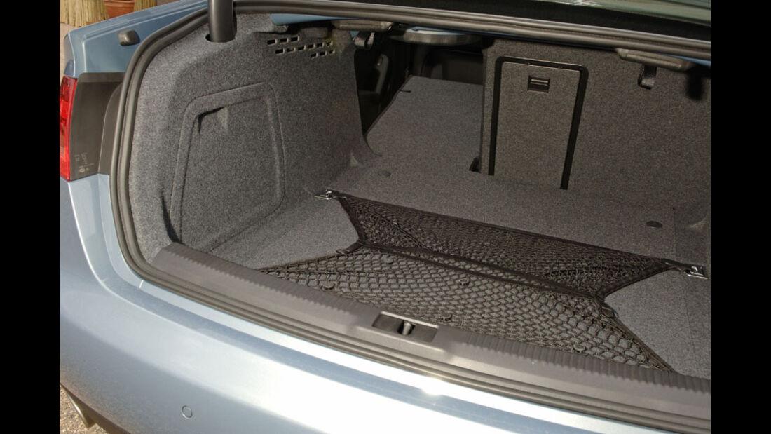 Audi A4 Kaufberatung, Gepäckaumpaket