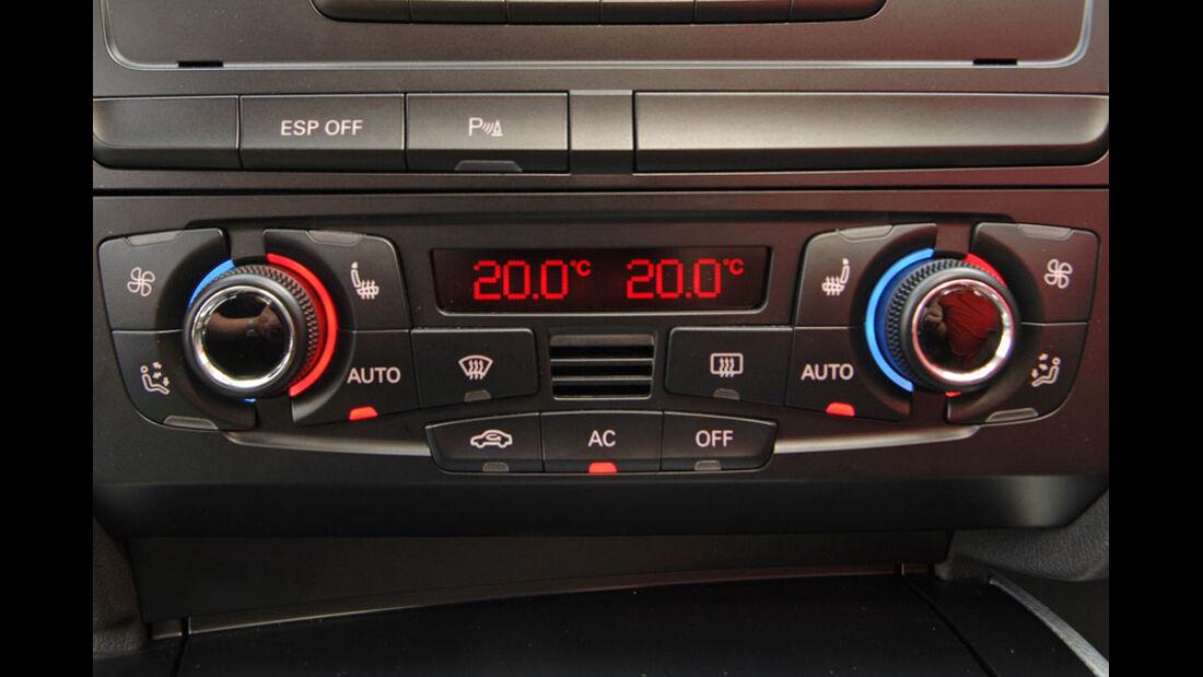 Audi A4 Kaufberatung, Klimaautomatik