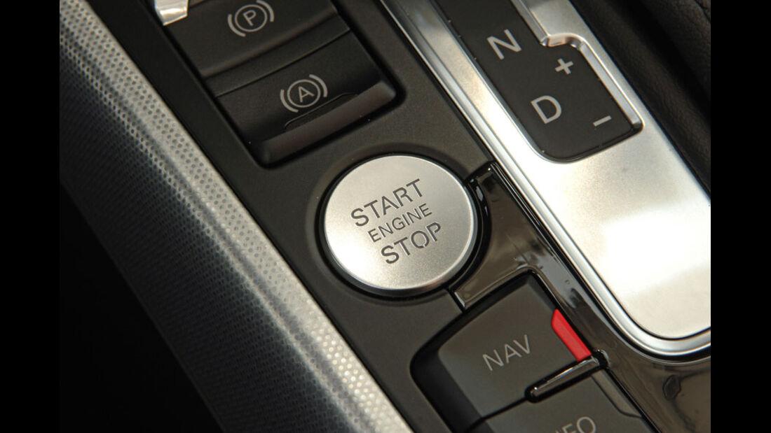 Audi A4 Kaufberatung, Komfortschlüssel