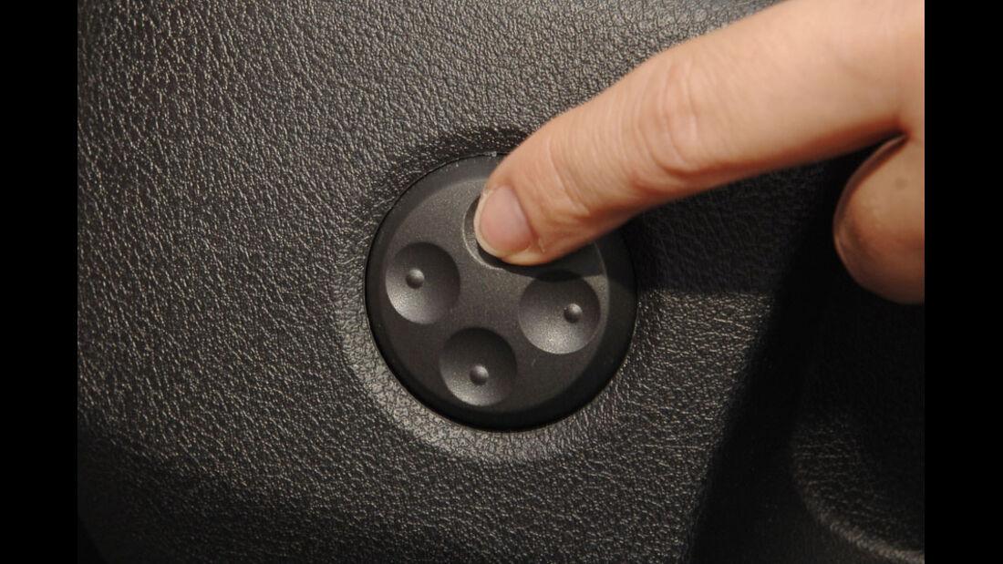 Audi A4 Kaufberatung, Lendenwirbelstütze