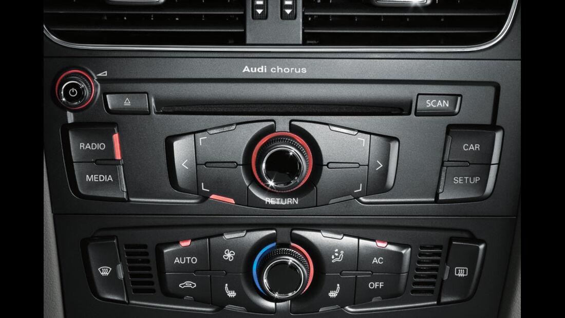Audi A4 Kaufberatung, Radio
