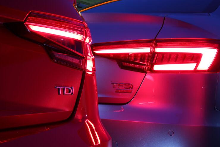 Audi A4, Typenbezeichnung