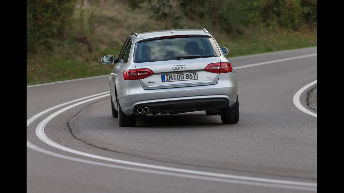 Audi A4, asv2014