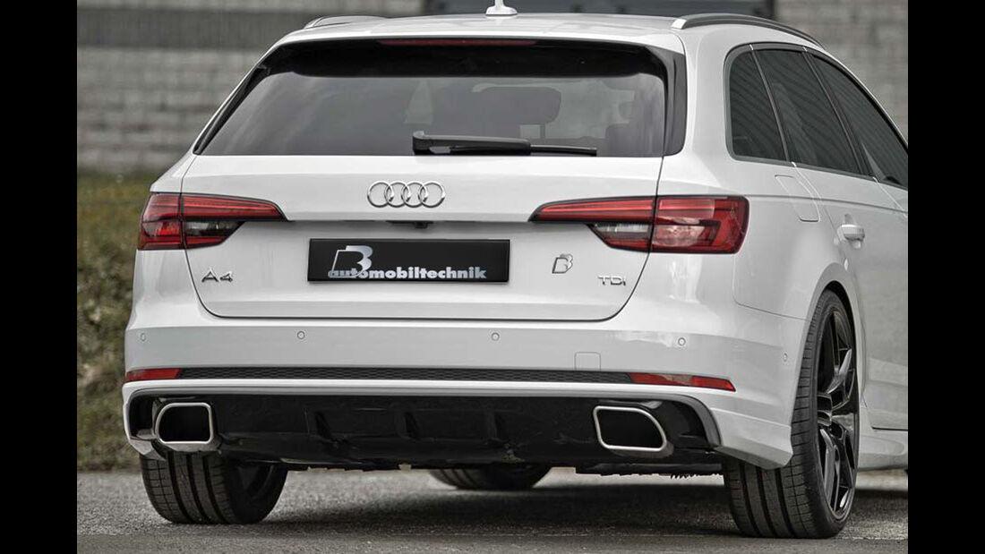 Audi A4 by B&B Automobiltechnik