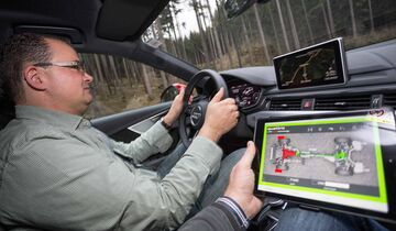 Audi A4 quattro ultra