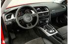 Audi A5 2.0 TDI, Cockpit