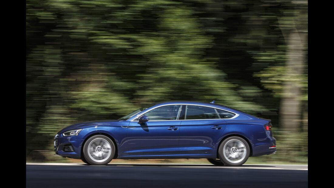 Audi A5 2.0 TDI Interieur