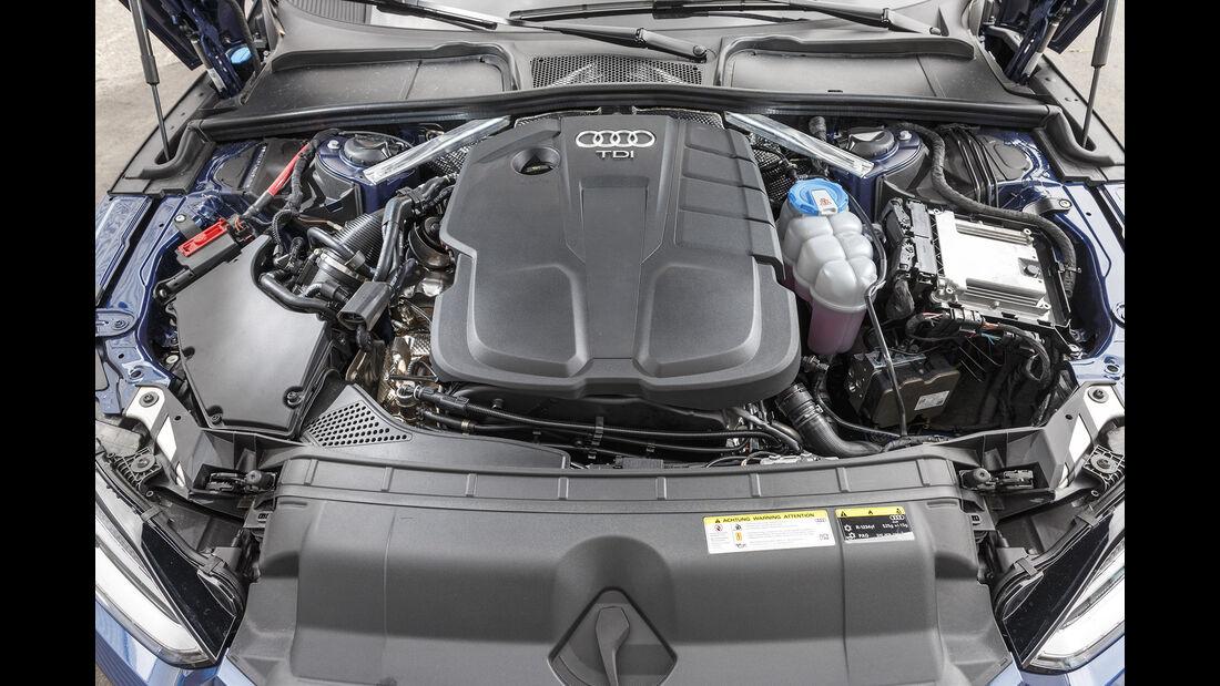 Audi A5 2.0 TDI Motor